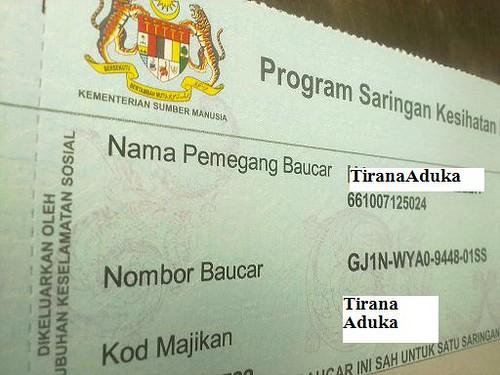 program saringan kesihatan by tiranaaduka@ymail.com