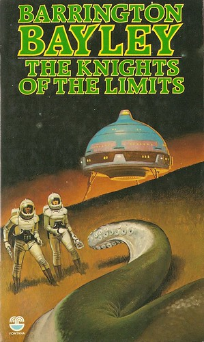 Barrington Bayley - The Knights of the Limits (Fontana 1980)