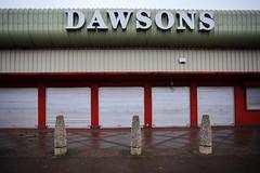 Dawsons demolition