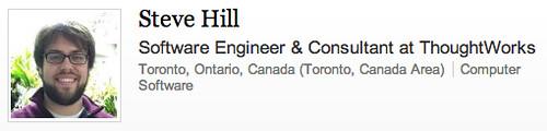 LinkedIn => Toronto