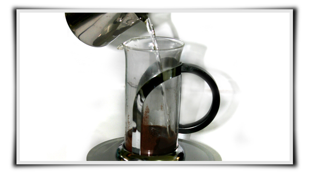 Kopi Luwak French Press 02