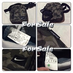 For Sale  Nike Cordura. Slightly used. Original Nike sling bag. 1813e734f2a2