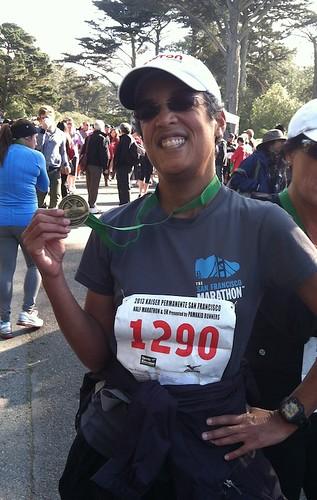 Kaiser Permanente Half Marathon 2013