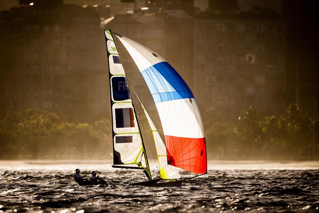 D'Ortoli Delpech Rio 2016_Copyright Sailing Energy - World Sailing