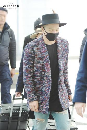 Big Bang - Incheon Airport - 21mar2015 - Tae Yang - Just_for_BB - 06