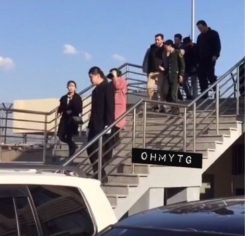 Big Bang - Harbin Airport - 21mar2015 - G-Dragon - OHMYTG_OFFICIAL - 02
