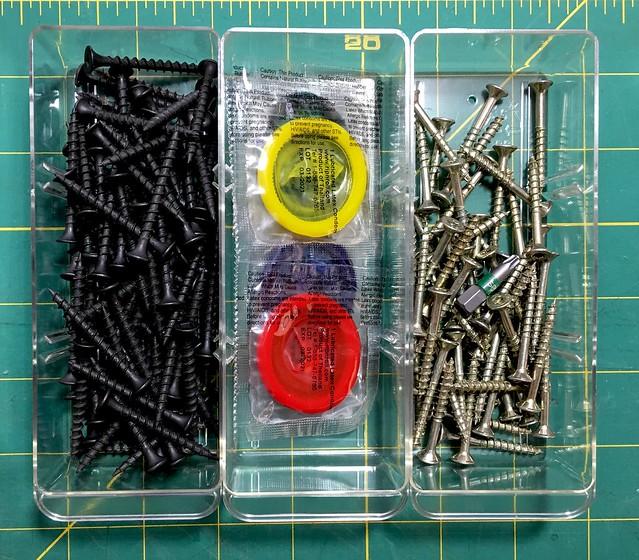 Screws & Screw Accessories