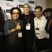 Lin Evola, Galinsky, Amy Sacco, Aaron Sylvan, Deep Singh (TEDxFultonStreet photo by Eriq Ortiz) 2016-09-21 image #001