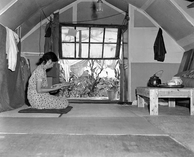 Life in Tokyo in 1940s