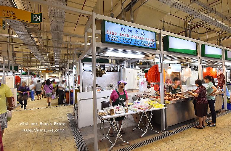 台中新建國市場火車站39