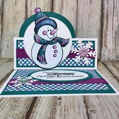 Jewltone snowman