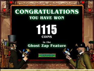 Phantom Cash Bonus Feature