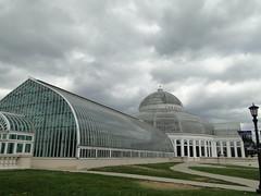 Como Park Spring - Conservatory