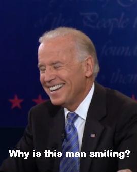 Smiling Joe