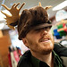 Tyler w/ Moose Hat