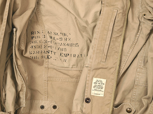 Ralph Lauren / Cotton Zip Jacket