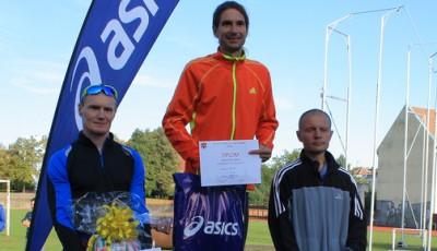 Daniel Orálek vyhrál Chřibský maraton už 4x