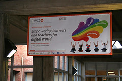"""reAct Final Conference: """"Empowering learners and teachers for a digital world"""""""