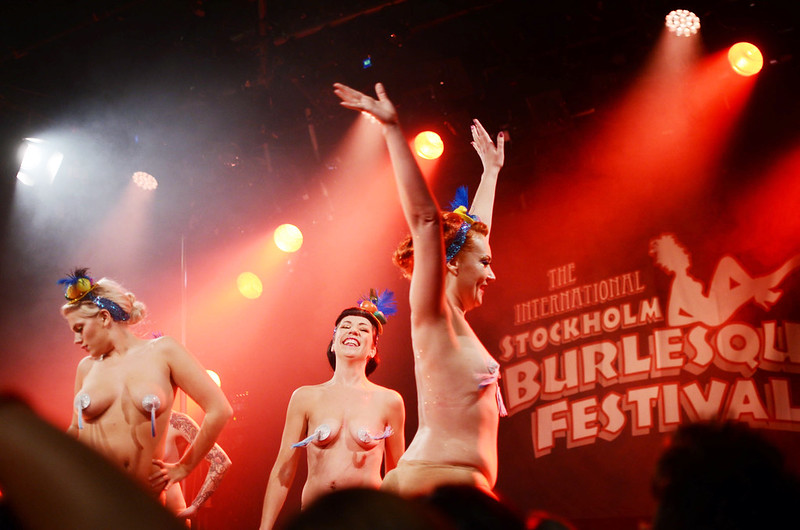 old touch and burlesque festival!