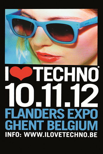 cyberfactory 2012 live nation i love techno flandes expo gent belgium