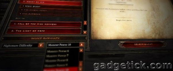 Diablo 3 патч 1.0.5