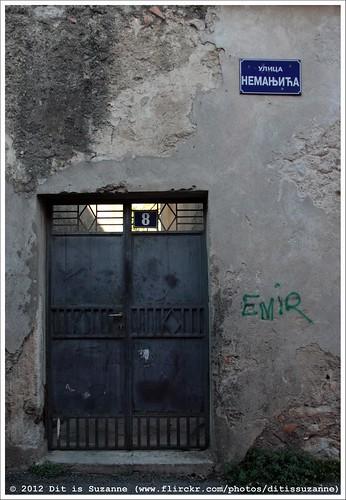 door number oldtown montenegro deur crnagora дверь podgorica цифра cijfer views300 черногория oudestad старыйгород ©ditissuzanne img0874 canoneos40d црнагора подгорица sigma18250mm13563hsm 22092012 staravaroš