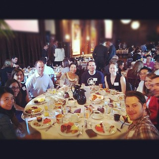 Zendesk is overjoyed to sponsor the Arc Angel Society breakfast in honor of one of our most treasured employees, Eric!