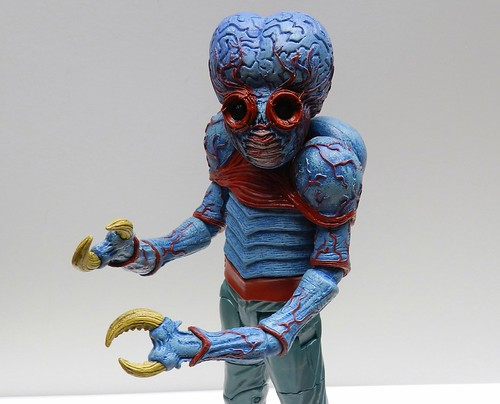 Metaluna Mutant Figure Review