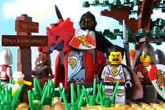 Heroica RPG - The Battle of Drakencourt