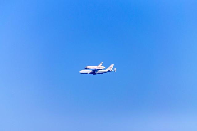 Shuttle Skies