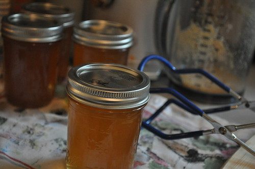 canning apples ~ 2nd batch