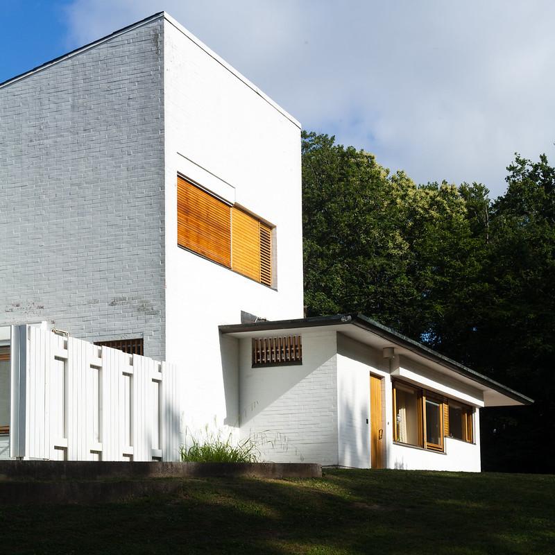 Alvar aalto at kitka design toronto - Maison moderne toronto par studio junction ...
