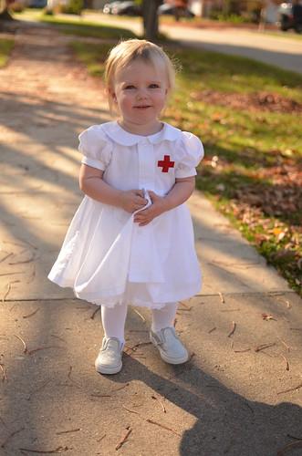 Nurse Dress 02