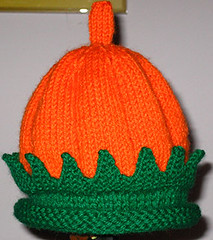 Paul's Pumpkin Hat
