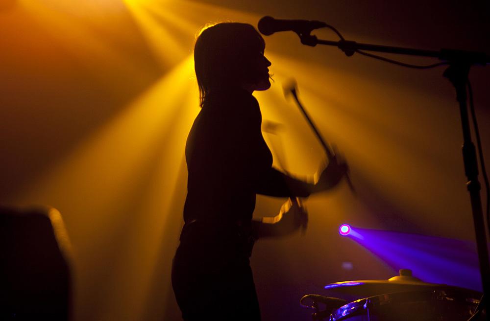 Esben & The Witch @ Heaven, London 18/10/12