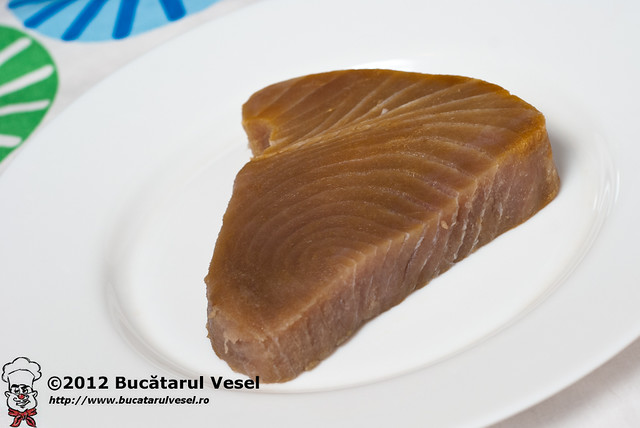 Brown tuna
