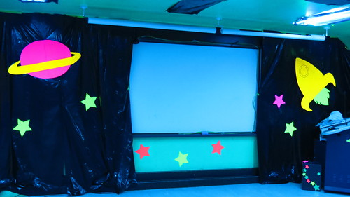 Space classroom