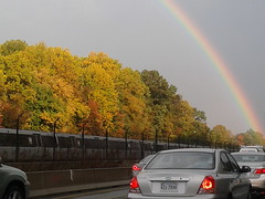 Orange Line Metro train from I-66. (Photo by wfyurasko, click for original)