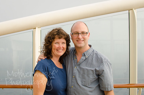 Beloved and DaniGirl on the Allure of the Seas