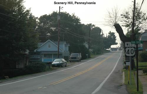 Scenery Hill PA