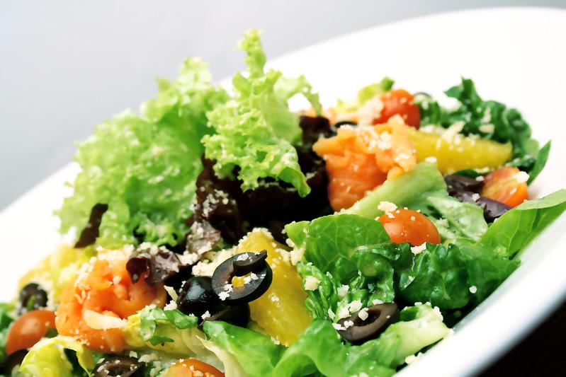 ClawDaddy's Smoked Salmon Salad SM Lananag Premier Davao