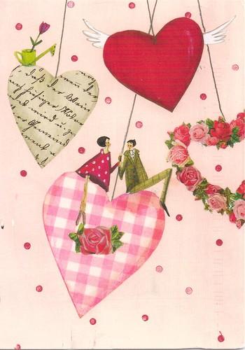 Silke Leffler Hearts