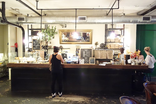 Kávé Espresso Bar & Event Space | Shops at the Loom | Bushwick