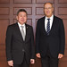 WIPO Director General Meets Mongolia's Foreign Affairs Minister