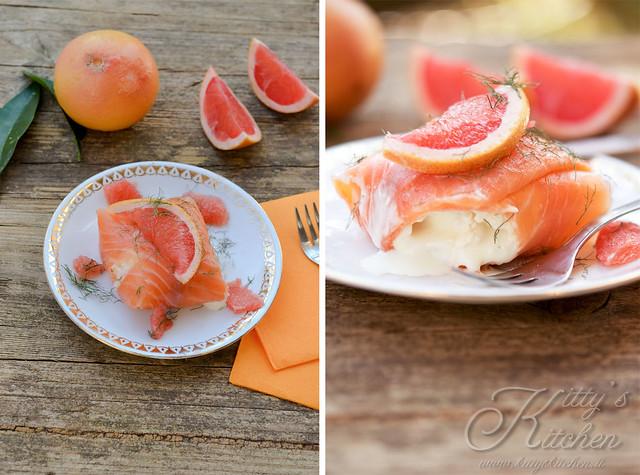 saccottino di salmone e crottino