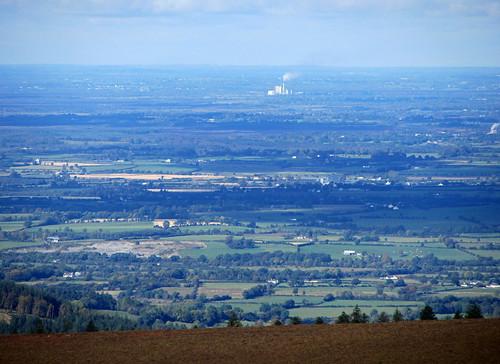 view esb summit powerplant powerstation shannonbridge slievebloommountains arderin westoffaly
