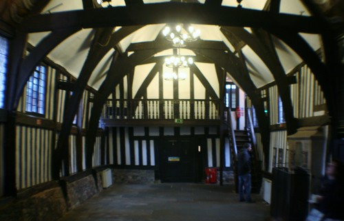Great Hall at Leicester Guildhall