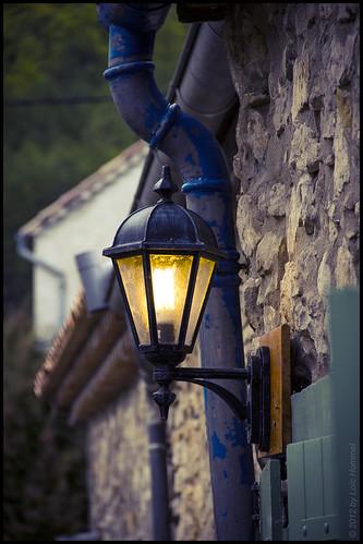 Beautiful Street Light