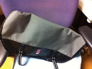 Chrome Citizen Buckle Bag 1/4