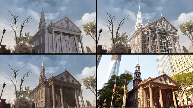 Assassin's Creed III: St. Paul's Chapel